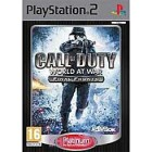 Боевик / Action  Call of Duty: World at War - Final Fronts (Platinum) [PS2]