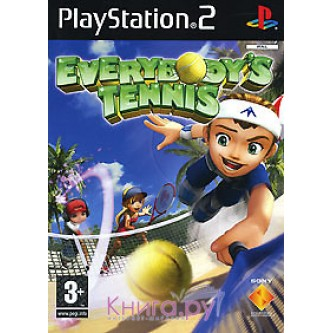 Спортивные / Sport  Everybody's Tennis [PS2]