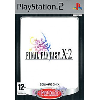 Ролевые / RPG  Final Fantasy X-2 (Platinum) [PS2, рус. док]
