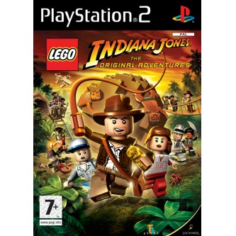 Детские / Kids  Lego Indiana Jones: the Original Adventures [PS2]