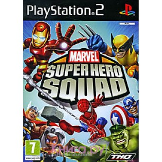 Детские / Kids  Marvel Super Hero Squad [PS2]