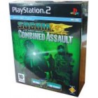 Боевик / Action  SOCOM Navy Seals Combined Assault w/Headset [PS2]