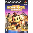 Детские / Kids  Super Monkey Ball Adventure [PS2]