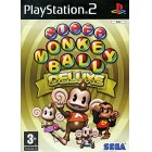 Детские / Kids  Super Monkey Ball Deluxe  PS2