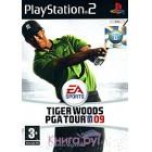 Спортивные / Sport  Tiger Woods PGA Tour 09 [PS2]