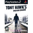 Спортивные / Sport  Tony Hawk's Proving Ground [PS2]