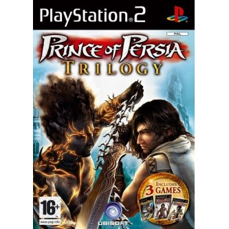 Боевик / Action  Комплект: Prince of Persia: Trilogy (Triple Pack) [PS2]