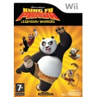 DreamWorks Kung-Fu Panda Legendary Warrior [Wii]