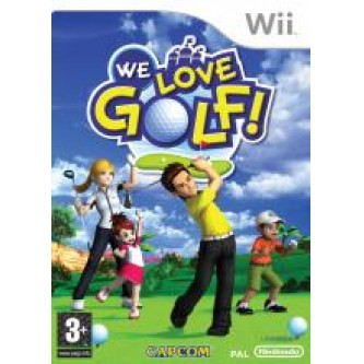 Спортивные / Sport  We Love Golf! [Wii]