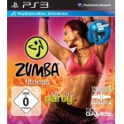 Игры для Move  ZUMBA Fftness join the party bundle (PS Move) PS3