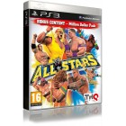 Драки / Fighting  WWE All Stars [PS3, русская документация]