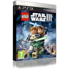 LEGO Star Wars III: the Clone Wars [PS3, русская документация]