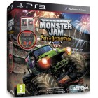 Гонки / Race  Monster Jam: Path of Destruction (игра + руль) [PS3, английская версия]