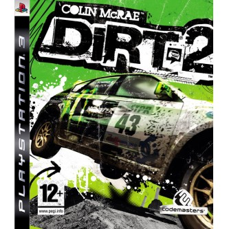 Гонки / Race  Colin McRae Dirt 2 [PS3, английская версия]