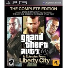 Grand Theft Auto IV Complete Edition [PS3, английская версия]