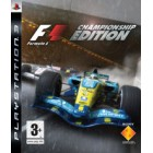 Гонки / Race  F1 Championship Edition PS3