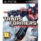 Transformers: War for Cybertron [PS3]