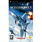 Симуляторы / Simulator  Ace Combat X: Skies of Deception (Platinum) [PSP]