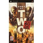 Боевик / Action  Army of Two: the 40th Day [PSP]