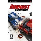 Гонки / Racing  Burnout Dominator (Essentials) [PSP, английская версия]