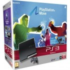 Sony PlayStation 3 (320G)+Move Starter Pack v3.50