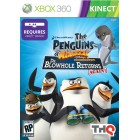Игры для Kinect  Penguins of Madagascar: Dr. Blowhole Returns Again! (только для MS Kinect) [Xbox 360, русская документация]