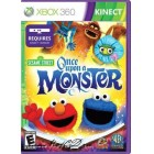 Игры для Kinect  Sesame Street: Once Upon a Monster (только для MS Kinect) [Xbox 360, английская версия]
