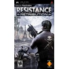 Боевик / Action  Resistance: Retribution (Essentials) [PSP, русская документация]