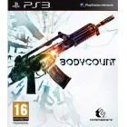 Шутеры и Стрелялки  Bodycount PS3, русская документация