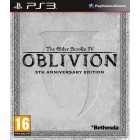 Elder Scrolls IV: Oblivion 5th Anniversary Edition PS3, английская версия