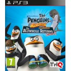 Penguins of Madagascar: Dr. Blowhole Returns Again! [PS3, русская документация]