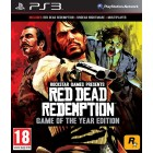 Red Dead Redemption - Game of the Year Edition [PS3, английская версия]