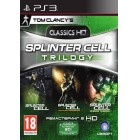 Tom Clancy's Splinter Cell Trilogy - Classics HD [PS3, русская документация]