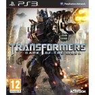 Transformers: Dark of the Moon [PS3, русская документация]