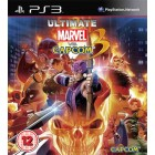 Драки / Fighting  Ultimate Marvel vs Capcom 3 [PS3, английская версия]