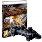 Гонки / Race  Комплект «MotorStorm Апокалипсис [PS3, русская версия]» + «Dualshock Wireless Black»