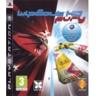 WipeOut HD PS3, русская версия