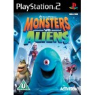 Детские / Kids  Monsters vs. Aliens [PS2]