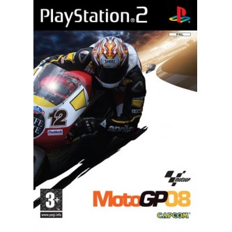 Симуляторы / Simulator  Moto GP'08 [PS2]