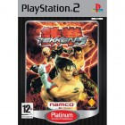 Драки / Fighting  Tekken 5 (Platinum) [PS2]