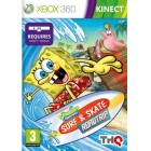 Игры для Kinect  SpongeBob Surf & Skate Roadtrip (только для MS Kinect) [Xbox 360, английская версия]