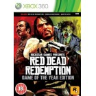 Боевик / Action  Red Dead Redemption – Game of the Year Edition [Xbox 360, английская версия]