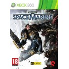 Боевик / Action  Warhammer 40,000: Space Marine [Xbox 360, русская версия]