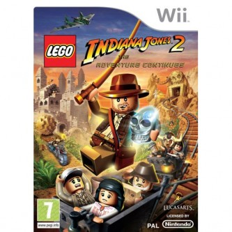 Детские / Kids  LEGO Indiana Jones 2: the Adventure Continues [Wii]
