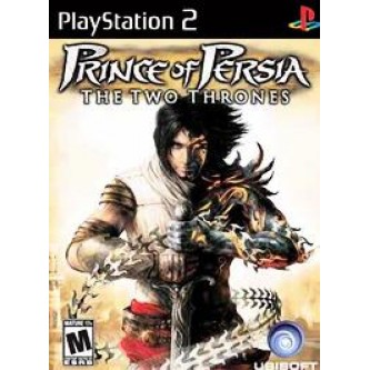 Боевик / Action  Prince of Persia: the Two Thrones (Platinum) [PS2]