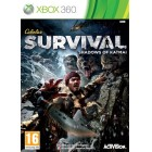 Боевик / Action  Cabela's Survial: Shadows of Katmai [Xbox 360, английская версия]