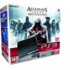 Комплект «Sony PS3 (320 GB) (CECH-3008B)» + игра «Assassin's Creed Откровение»