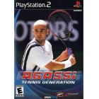 Спортивные / Sport  Agassi Tennis Generation PS2