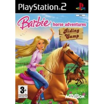Детские / Kids  Barbie Horse Adventures: Riding Camp [PS2]