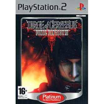 Ролевые / RPG  FF7: Dirge of Cerberus Platinum PS2 (рус.док)